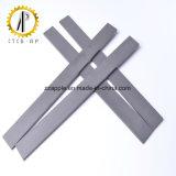 Las materias Material puro K20 las tiras de carburo de tungsteno