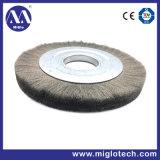 Roue de la Brosse brosse industrielle personnalisé pour l'Ébavurage polissage-100063 (WB)