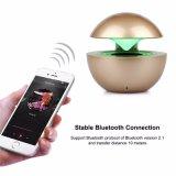 Haut-parleurs sans fil de lecteur MP3 portable de haut-parleur de Bluetooth avec la carte aux. de FT de support d'éclairage LED