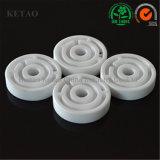 Disque en céramique de fibre de Zirconia d'alumine protégé par fusible par qualité