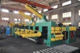 Hydraulische automatische überschüssige Ballenpreßschrott-Auto-Presse-Maschine des Auto-Yqd-2500 (Fabrikpreis)