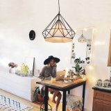 Освещение нордической самомоднейшей творческой столовой декоративное привесное