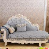 居間の家具(929O)のための木ファブリックソファー