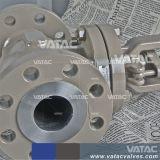 Geschweißtes Form-Stahl-Kugel-Ventil des Anschluss-Wcb/CF8/CF8m