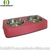 Fournisseur de l'Anhui composable chien en santé bol Fibre de bambou bol PET pour l'eau ou une collation