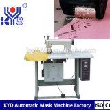 耐久の超音波袋か衣服または非編まれた製品のレース作成機械