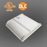 140lpw UL&Dlc enumerados Troffer LED de luz con Quakeproof-Hook