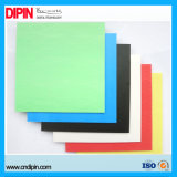 Tarjeta de papel a prueba de humedad de la espuma para Advertisng