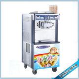 Yogur helado Máquina con doble sistema de refrigeración