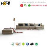 Hot-Selling домашней мебели в гостиной раскладной диван ткани бежевого цвета (HC-R574)