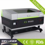 Madera de Eks, acrílico, MDF, cortadora estable plástica del laser del CO2 9060/1290/1310/1610