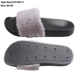 Novo Estilo de peles de sapata de alta qualidade, EVA Plush Sliippper