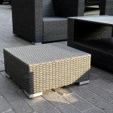 競争価格のアルミニウム粉の上塗を施してある屋外のテラスの家具