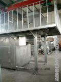 Gk-400大きい容量の乾燥した圧延の造粒機