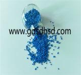 高いコーティングのプラスチック青いMasterbatch PP/PE/ABSの微粒
