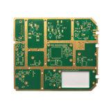 De Oro de inmersión de circuito impreso PCB multicapa