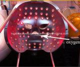 수소 순수 산소 산소 얼굴 Microdermasion 물 분출 기계
