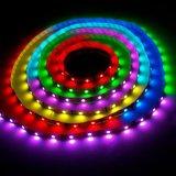 12V de la luz de alta RGB LED SMD 5050 tira flexible de luz