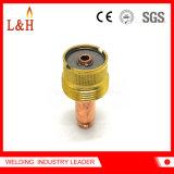 45V63 газ большого диаметра линзы цанговый орган для ММА горелки