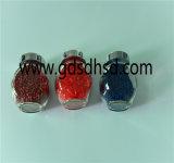Rote Farbe Masterbatch Plastikkörnchen für allgemeinen Gebrauch