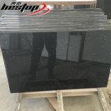 Schein-roter Quarz-Steinvorfabrizierte Countertops