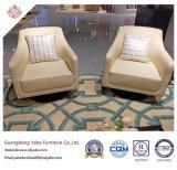 Form Hotel-Schlafzimmer-Möbel mit Gewebe-Lehnsessel (YB-O-34)