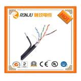 Cable de transmisión resistente al fuego ignífugo del picovoltio de la base solar del cable 2