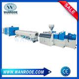 Máquina plástica da extrusora da tubulação do PE chinês do PVC do parafuso do dobro do fornecedor