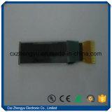 14pin 0.84 인치 96X16 OLED 전시를 위한 최고 가격 (백색 파란)