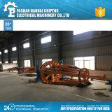 Máquina de aluminio de la fabricación del cable