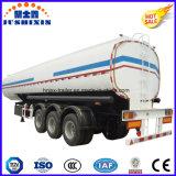Jsxt 20-60cbm 3axle des Aluminiumlegierung-Kraftstoff-/Treibstoff-/Benzin-/Oil/LPG Tanker