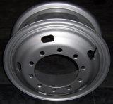 El tubo de la llanta, ruedas, llantas de acero, la rueda de carretilla 8.5-20