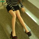 poupée sexy adulte de jouet d'amour de produits de sein moyen de fille de 148cm
