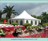 Tente extérieure imperméable à l'eau de pagoda de tente d'événement d'usager