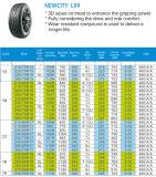 el HT de 235/75R15 235/65R17 215/75R15 pone un neumático el mercado de la India de la certificación del BIS de los neumáticos del vehículo de pasajeros