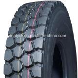 pneus do caminhão de mina 12.00r20 e pneus resistentes do caminhão