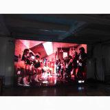 Im Freien 1/4 Scan SMD farbenreiche LED-Bildschirmanzeige P8 imprägniern
