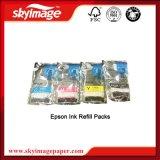 4 colores de Tinta de Sublimación Auténtico Original de Epson F7070