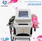 corpo del laser +RF+Vacuum+Cavitation 4in1 del diodo 650nm che dimagrisce strumentazione