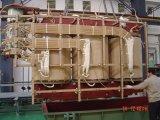 Transformateur triphasé 58kv/23.5/10.5 kilovolt, 25/30 Mva Onan/Onaf