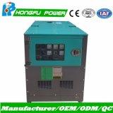 주요한 힘 160kw Denyo 유형 중국 Weichai 엔진 디젤 Geneset