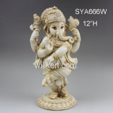卸し売りGanesh Hindu God Idols樹脂の主の彫像