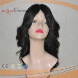 Fabbrica cascer ebrea della parrucca dei capelli umani (PPG-l-0066)
