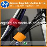 Venda por grosso reutilizáveis de nylon com gancho e tiras de Velcro de Fixação do Fio