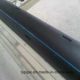 Tubo perforado de HDPE