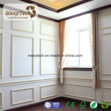 El panel de pared decorativo barato de la instalación fácil de interior WPC para la venta