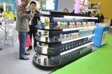 屋内ライトをつけるLEDの管ライト12W LEDでスーパーマーケットに使用する表示棚