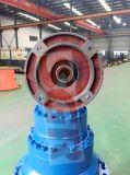 En ángulo recto de SGR reductor planetario utilizados para la trituradora de Castor, igual a Brevini Modle