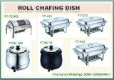 Bouilloire de potage d'acier inoxydable de matériel de Buffee de constructeur