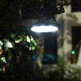 Portbleの軽い太陽キャンプテントの照明をハングさせる10のLEDsリモート・コントロールOsculum/